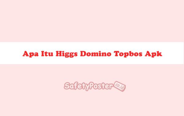 Apa Itu Higgs Domino Topbos Apk